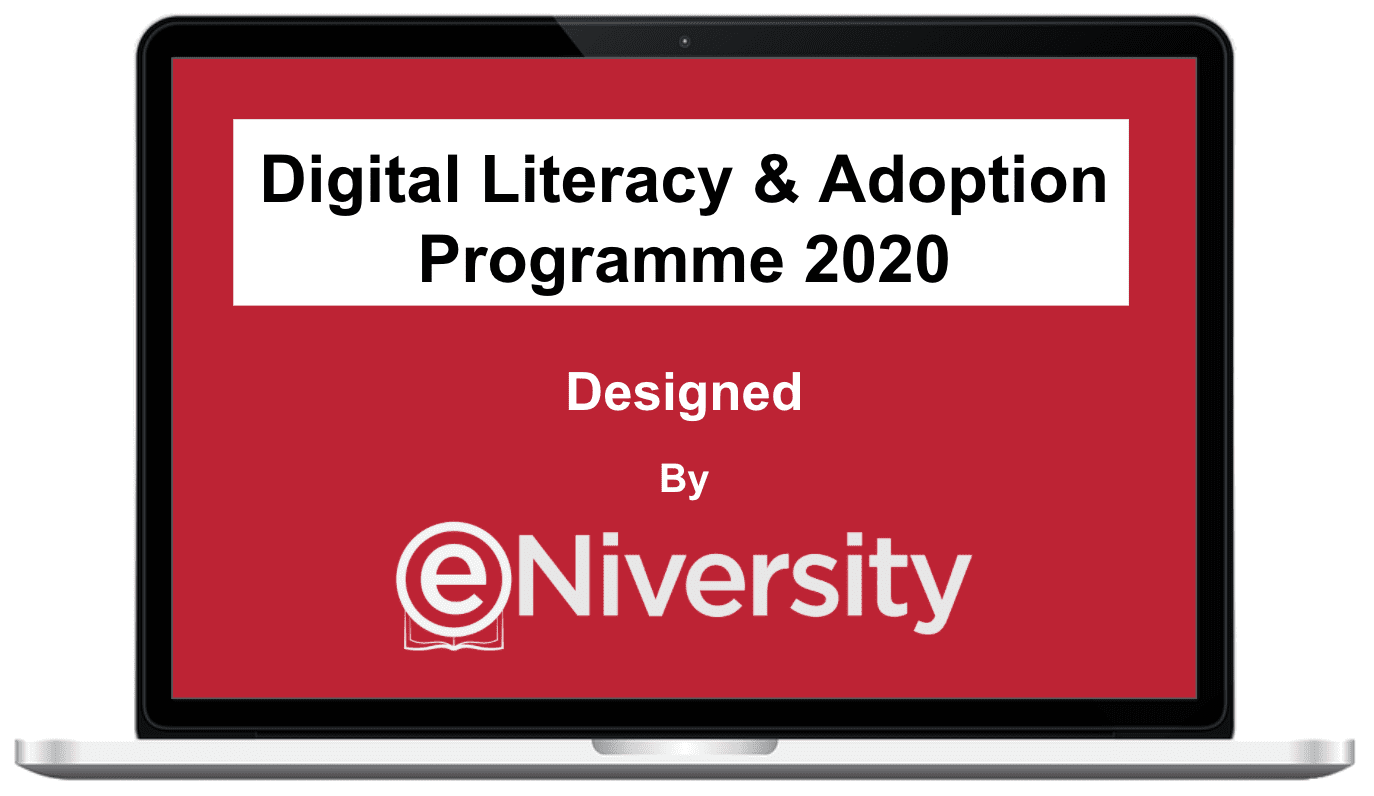 eNitiate | Digital Literacy & Adoption Programme | July-2020