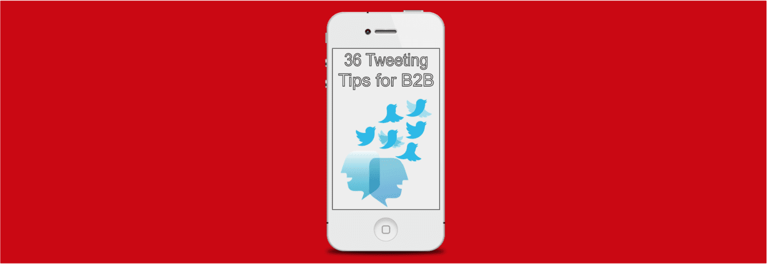 eNitiate | 36 tweeting tips for B2B Bands | Banner | 9 Nov 2020